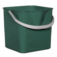 Ведро для мытья пола зелёное, 18.104G
