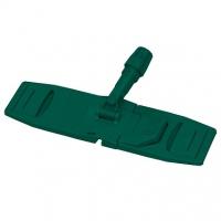 Универсальный держатель мопа (флаундер) Premium зеленый, AFC-4011B