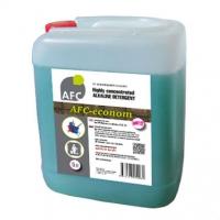Сильнощелочное моющее средство для ручной уборки AFC-ECONOM, AFC-15