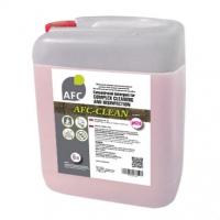Нейтральное моющее средство для комплексной уборки и дезинфекции помещений AFC-CLEAN, AFC-21