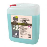 Сильнокислотное чистящее гелеобразное средство для удаления ржавчины и минеральных отложений AFC-WC, AFC-23