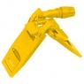 Универсальный держатель мопа (флаундер) Premium желтый, AFC-5011Y