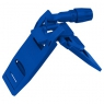 Универсальный держатель мопа (флаундер) Premium синий, AFC-4011B