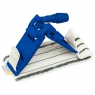 Универсальный держатель мопа (флаундер) Premium синий, AFC-5011B