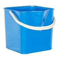 Ведро для мытья пола синее, 18.104B